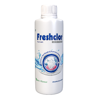 buy online Freshclor Alcohol-free Mouthwash