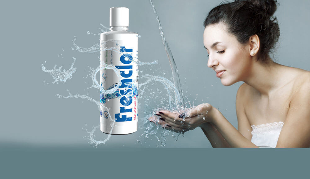 Freshclor Fresh Breath Mouthwash